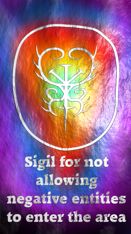 Sigils for protection pack #1 – Wolf Of Antimony Occultism